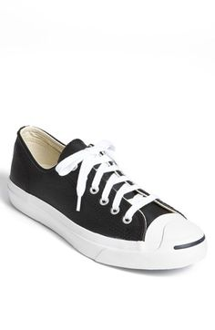 Converse 'Jack Purcell' Leather Sneaker (Men) available at #Nordstrom