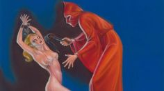 """The Woman Whose Pulp Art Was Too Sexy for """"Public Decency"""""""