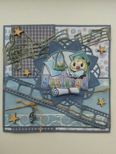 Hoera geslaagd Marianne Design, Cute Cards, Coin Purse, Collection, Kids, Pretty Cards, Coin Purses, Purse