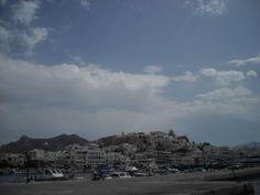 Un paseo por Naxos (Grecia)