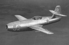 Yakovlev Yak-23 (1947) was a jet fighter developed in the USSR in the 1940s and used in the early 1950s.