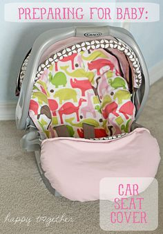 I promised Nick he could have a camo car seat for his truck. :) (of course if it's a girl, it will be trimmed & monogrammed in pink)