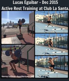 Active Training -Lucas Eguibar -Club La Santa