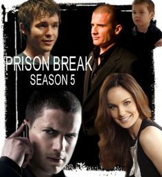 Prision Break Temporada 5 - Season 5