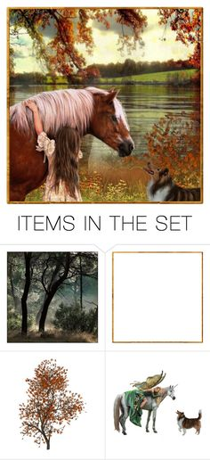 """""""Friendship"""" by retrocat1 ❤ liked on Polyvore featuring art"""