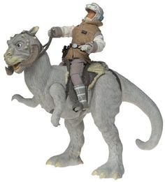 Star Wars 12 Inch Deluxe Action Figure Set LUKE SKYWALKER & TAUNTAUN Empire Strikes Back - HUGE Toys R Us Exclusive - Fully Poseable