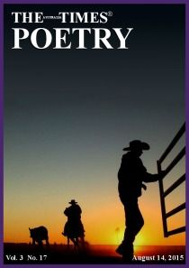 The Australia Times - Poetry magazine. Volume 3, issue 17