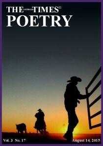 The Australia Times - Poetry magazine. Volume 3, issue 17