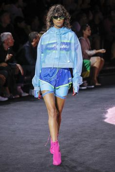 Fenty x Puma Spring 2018 Ready-to-Wear Collection Photos - Vogue