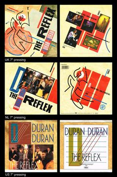 I have all of these. My prized Duran Duran collection. http://duran.io/1RjhrHq