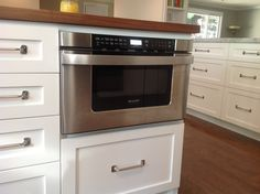 I'm planning for a microwave drawer for our kitchen and ran into a couple of questions. When researching the Sharp branded model I noticed that it looks like it's been a while since it's been updated. Have there been any design changes lately or are there any that are due? Someone on this thread htt...