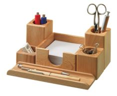 Stationary Organization, Desktop Organization, Diy Wood Projects, Wood Crafts, Wooden Pen Holder, Hobby Kids Games, Wooden Desk Organizer, Wooden Tool Boxes, Desk Tidy