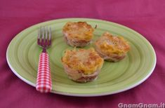 Sformatini di pasta e patate   Le ricette di GnamGnam
