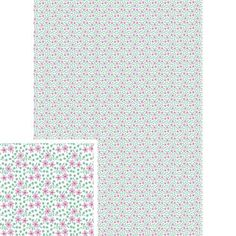 Decoupagepapper i fina mönster, 30x42 cm Make & Create