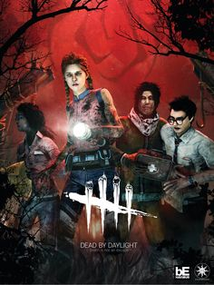 Most favourite. Dead by Daylight.