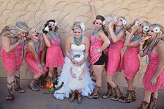 Im obsessed with their bridesmaid dresses, boots, jewelry, headbands, etc
