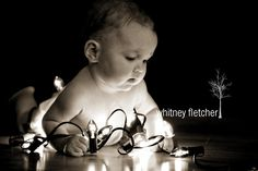 Christmas baby - Whitney Fletcher photography