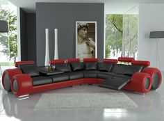 22 Living Room Designs With Sectionals