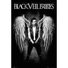 Fallen angel van Black Veil Brides
