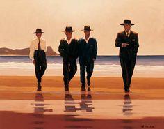 The Billy Boys - Jack Vettriano