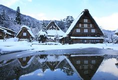 Hida no sato (Hida Folk Village)