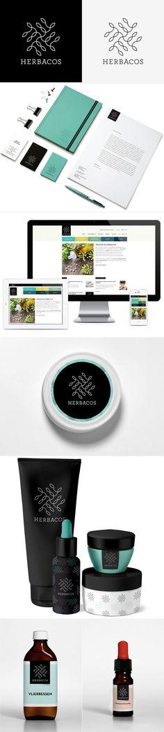 Herbacos – Canada Gent canada-gent.be #branding #graphism #design #inspiration #idea #creative