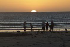 Sunset - Jericoacoara - Brazil  Meu Lema: Viajem Mais. Crie Grandes Memorias My Motto: Travel More. Create Better Memories www.vivaviagemfotos.com