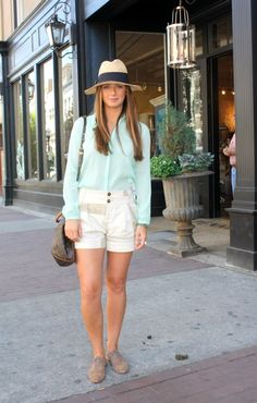 SCAD STYLE ADVICE OF THE WEEK: Minty Flavor