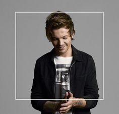 One Direction - New Photoshoot - Louis