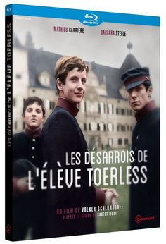 Les désarrois de l élève Törless (Barbara Steele) - BLU-RAY