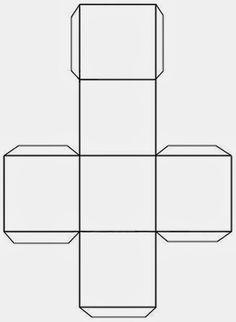 hoe vouw je een kubus - Google zoeken