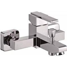 Brass 2 Function Bathtub Mixer Bath Mixer, Sink, Chrome, Bathtub, Brass, Bathroom, Sink Tops, Standing Bath, Washroom
