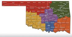 Southeast Oklahoma Counties Map in Orange. Boondockers Landing in McCurtain County is centrally located between OKC, Little Rock, Shreveport, and Dallas. Closer are Paris, Tulsa, Fort Smith, Hot Springs, and Texarkana. Follow Boondockers Landing River Resort for more interesting, informative, and fun boards about Oklahoma and Kiamichi Country region.