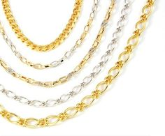 Italian Gold Chain >> 45 Best Italian Chains Images In 2018 Chains Diy Jewelry Gold Chains