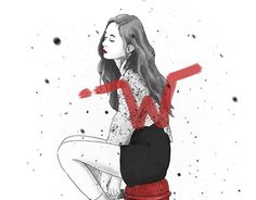"""Check out new work on my @Behance portfolio: """"BLACK-RED"""" http://be.net/gallery/50849367/BLACK-RED"""