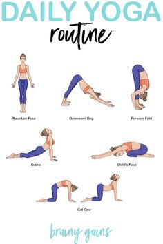 ing a daily yoga practice can do wonders for the mind, body, and soul. Here are 10 foundational yoga poses to do everyday for strength, stress relief, and all sorts of wonderful health benefits. Quick Weight Loss Tips, Weight Loss Help, Ways To Lose Weight, Reduce Weight, Losing Weight, Yoga Fitness, Fitness Tips, Physical Fitness, Yoga Quotidien