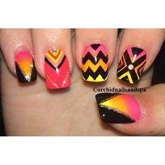 Nice! Instagram media by orchidnailsandspa #nail #nails #nailart