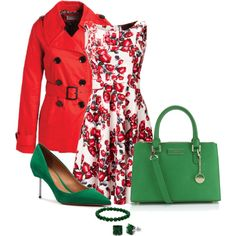 High Spring  Florals and bright/bold colours