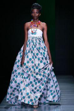 "Mercedes-Benz Fashion Week Africa 2013: Mustafa Hassanali presents ""Afroture"""