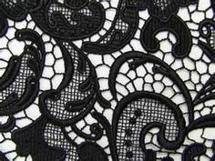 lace fabric by the yard - lace things Lace Drawing, Black Lace Fabric, Fabric Board, Bespoke Tailoring, Pretty Patterns, Fabric Manipulation, Beautiful Textures, Lace Design, Fashion Fabric