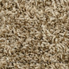 Dream Weaver Santa Barbara II, Java solution dyed BCF polyester carpet.