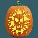Pumpkin Carving Patterns and Free Pumpkin Carving Patterns and Stencils for your Halloween Jack O Lantern - An Old Flame
