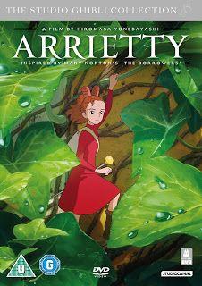 Studio Ghibli's ARRIETTY
