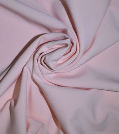 abe685d645484 Casa Collection Stretch Matte Charmeuse Satin Fabric 58'' Caviar, Snow  White, Satin
