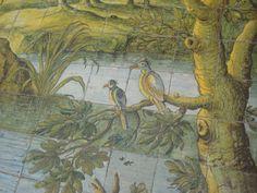 floor tile scene, Anacapri church Tile Floor, Trees, Scene, Pictures, Painting, Art, Photos, Art Background, Tree Structure
