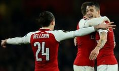 #Arsenal brighten up the day of their legion of supporters with a 5-1 win on aggregate over #Milan.