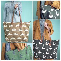 Zakk Style Canvas Bag