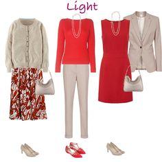 capsule wardrobe essentials, adding seasonal colour