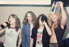 Metallica en su mejor epoca!!!