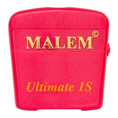 Malem MO4S Pink Wearable Bedwetting Alarm